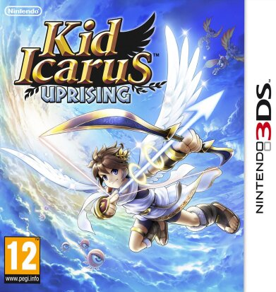 Kid Icarus: Uprising incl. Stand