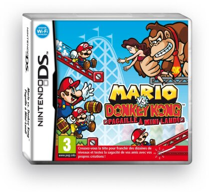 Mario vs. Donkey Kong: Pagaille à Mini-land