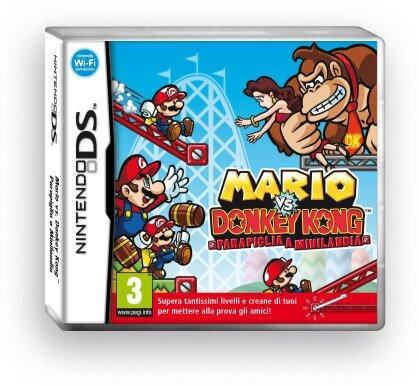 Mario vs. Donkey Kong: Parapiglia a Miniland