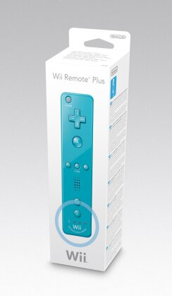 Nintendo Remote Plus Controller Blue