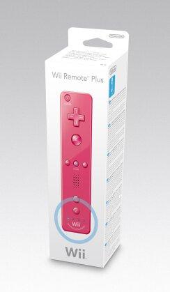 Nintendo Remote Plus Controller Pink