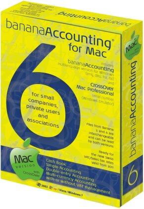 Banana Accounting 6.0 2011 multilingual incl. CrossOver (Windows-Emulator for Mac OS)