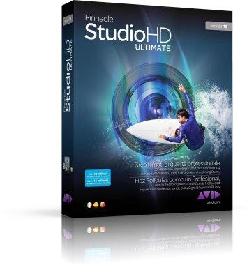 Pinnacle Studio Ultimate 15 HD