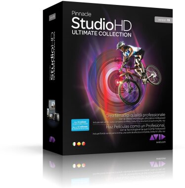 Pinnacle Studio Ultimate Collection 15 HD