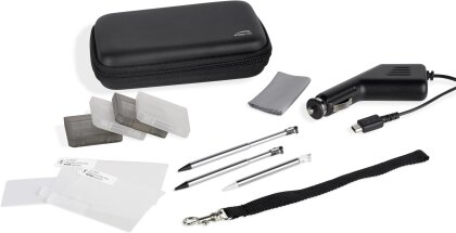 Speedlink 12in1 Starter Kit for 3DS/DSi black
