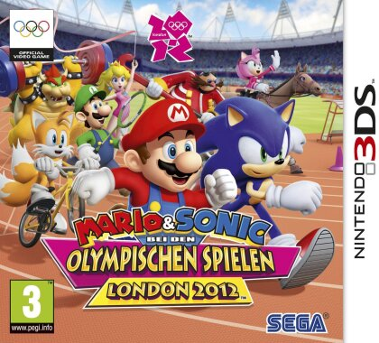 Mario & Sonic at the Olympic Games London
