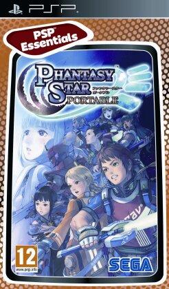 Phantasy Star Essentials