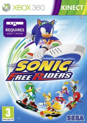 Sonic Free Riders (Kinect only)