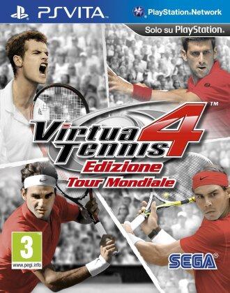 Virtua Tennis 4: Edizione Tour Mondiale