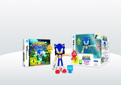 Sonic Colours (Special Edition)