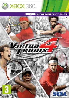 Virtua Tennis 4 (Kinect)