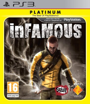 inFamous Platinum