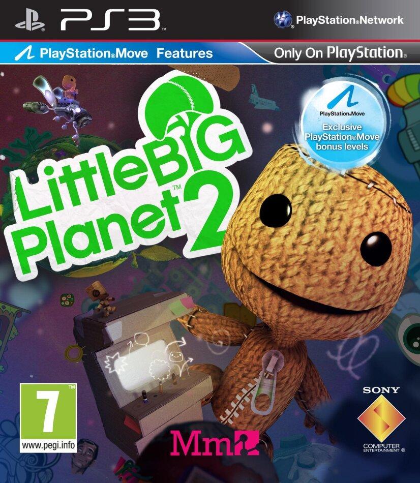 Little Big Planet 2 - (Move)