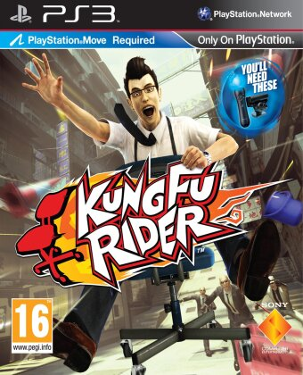 Kung Fu Rider (Move only)
