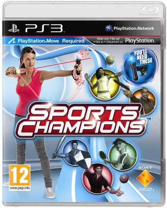 Sports Champion (Move only)