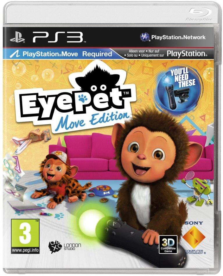 Eye Pet Move Edition