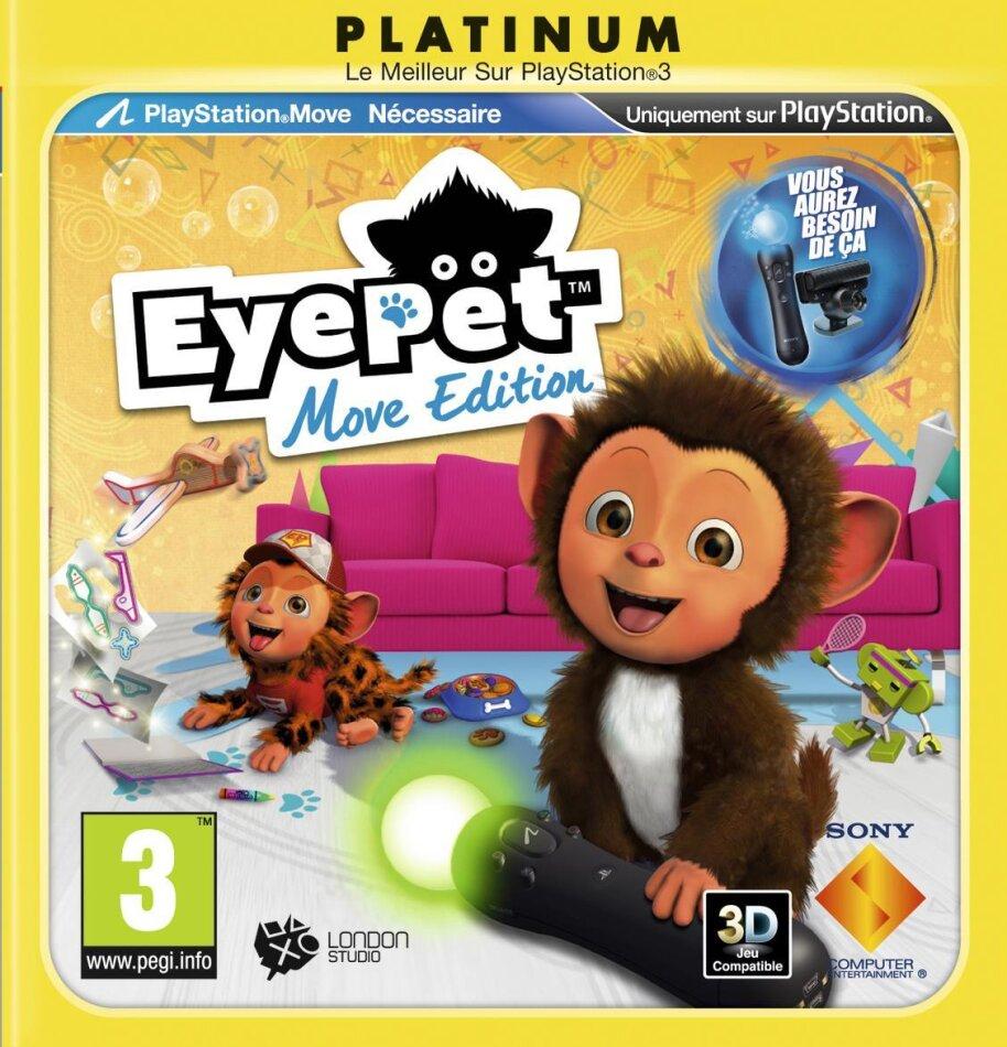 Eye Pet Move Edition Platinum (Move)