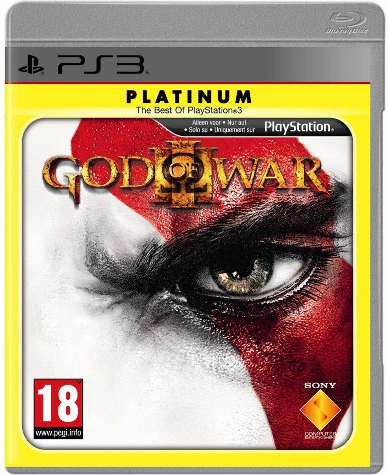 God of War 3 (Platinum Edition)
