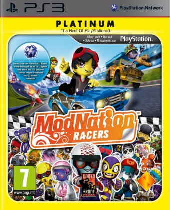 Modnation Racers (Platinum Edition)