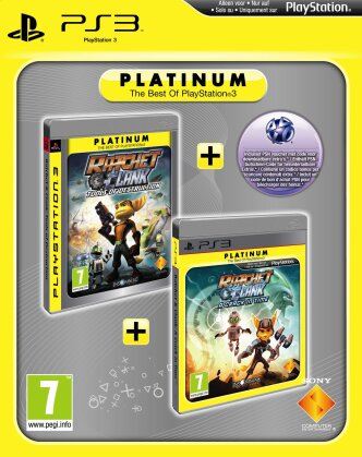 Ratchet and Clank 1&2 Double Pack