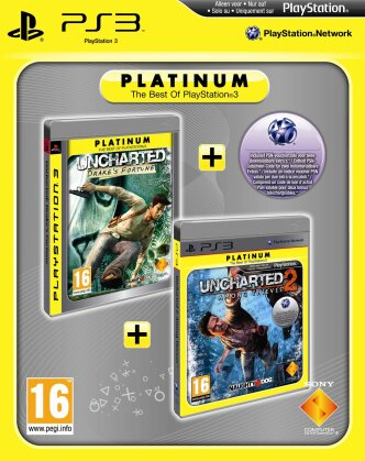 Uncharted 1&2 Double Pack