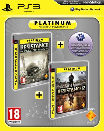Resistance 1&2 Double Pack