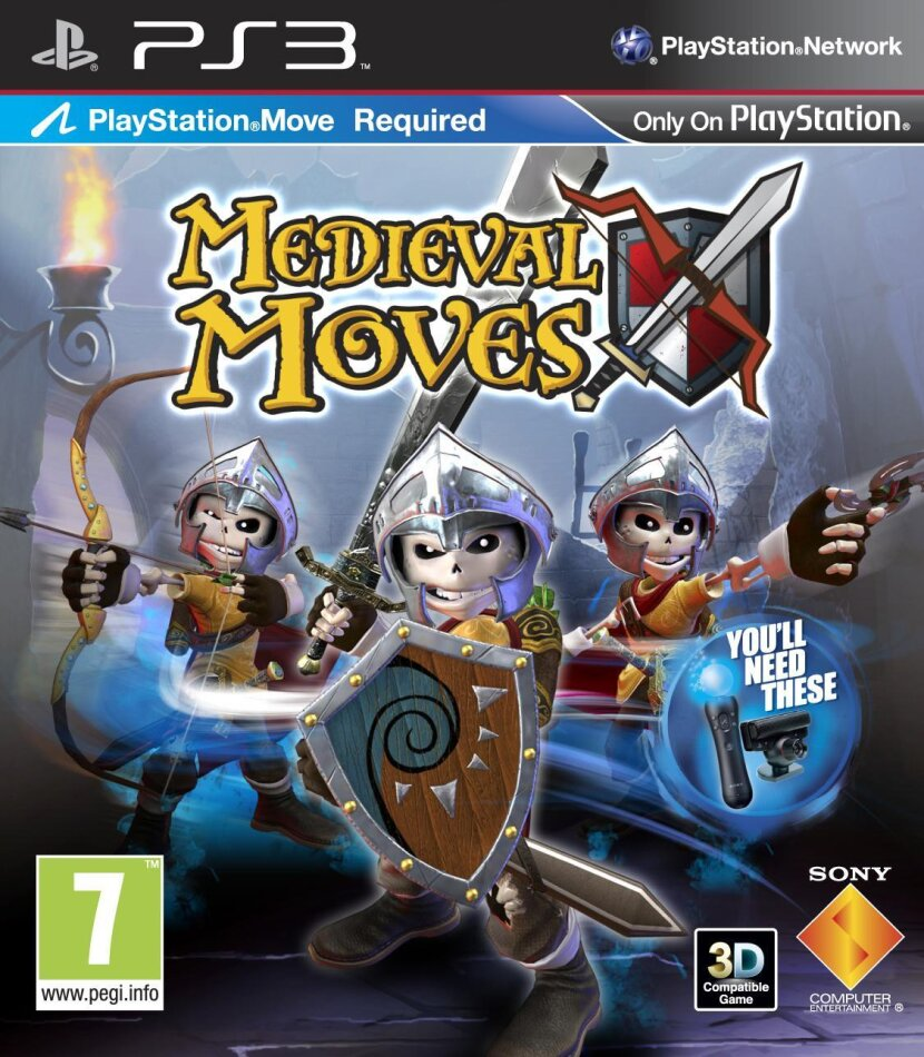 Medieval Moves (Move only)