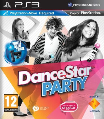 Dance Star Party (Move only)