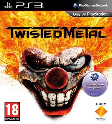 Twisted Metal PS-3 PEGI