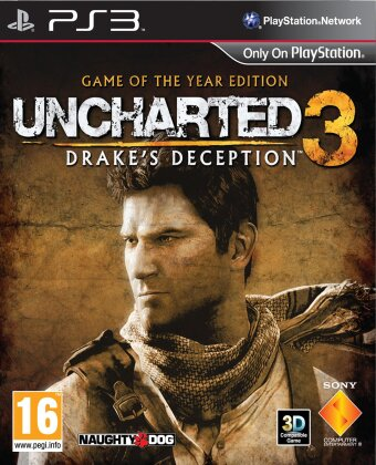 Uncharted 3 Drakes Deception (Game of the Year Edition)