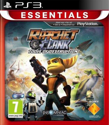 Ratchet & Clank Tools of Destruction Essentials