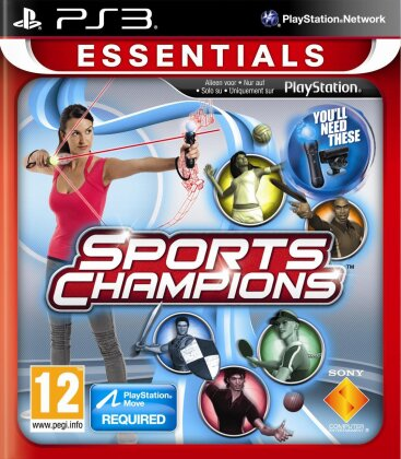 Sports Champions Essentials (Move only)