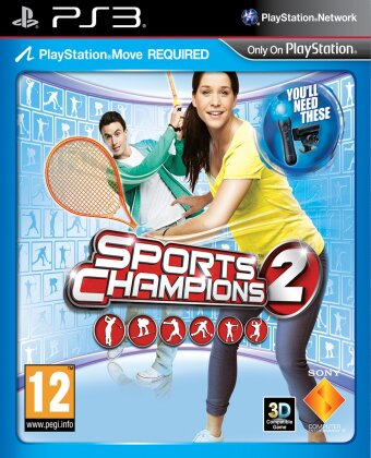 Sports Champions 2 (Move only)