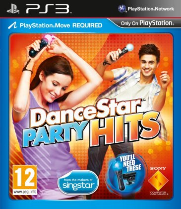Dance Star Party Hits (Move only)