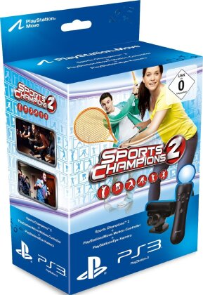 Sports Champions 2 incl. Move Starter Pack (Move only)