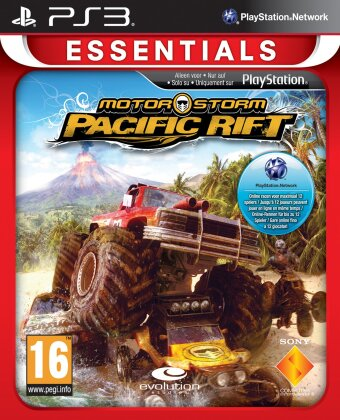 Motorstorm Pacific Rift Essentials