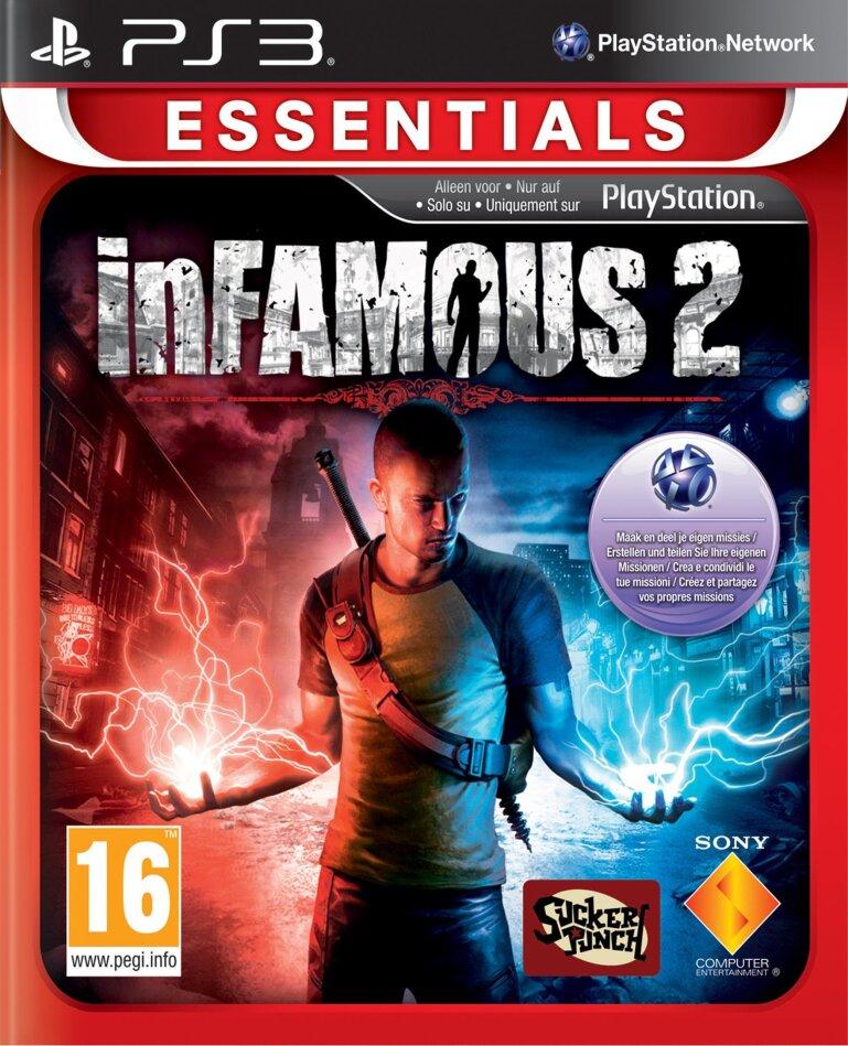 Infamous 2 Essentials