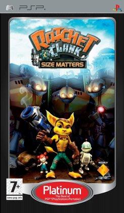 Ratchet & Clank: Size Matters Platinum