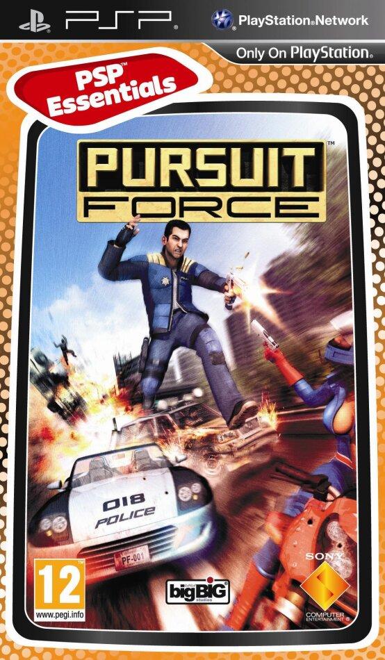 Pursuit Force Essentials