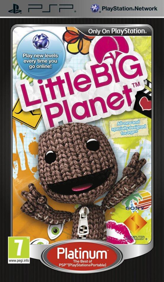 Little Big Planet (Platinum Edition)