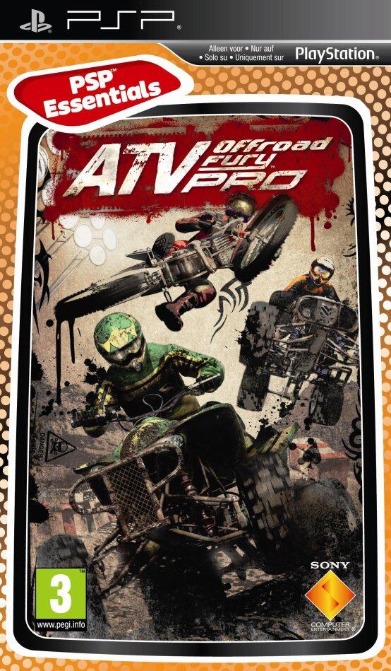 ATV Offroad Fury Pro Essentials