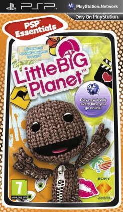 Little Big Planet - PSP Essentials