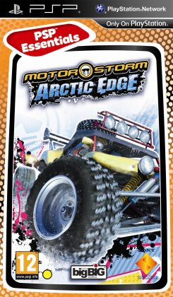 MotorStorm Arctic Edge Essentials