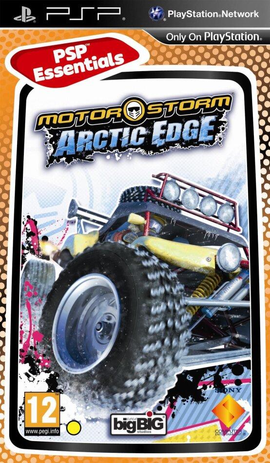 MotorStorm Arctic Edge Essentials