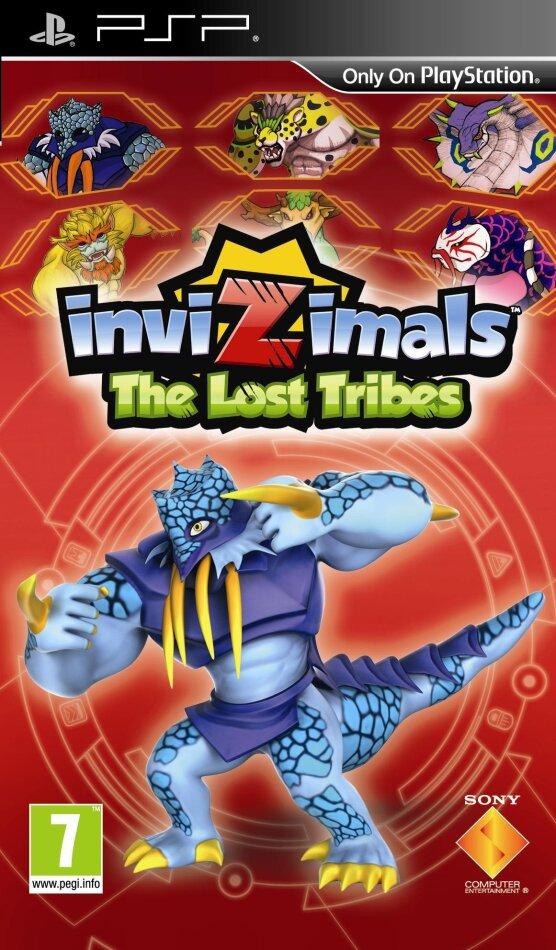 Invizimals: The Lost Tribe