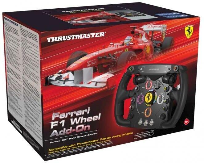 Thrustmaster - Ferrari F1 Wheel Add-On