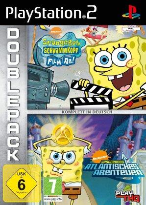 SpongeBob Film ab & SpongeBob Atlantisches Abenteuer