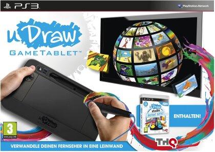 uDraw Gametablet inkl. Instant Artist Studio