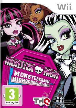 Monster High: Die Monsterkrasse Highschool Klasse