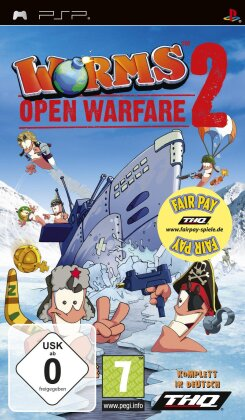 Worms Open Warfare 2 Essentials